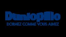 Dunlopillo Tous les matelas Dunlopillo en latex bénéficient de la Biportance (restructuration alvéolaire en zone lombaire)...
